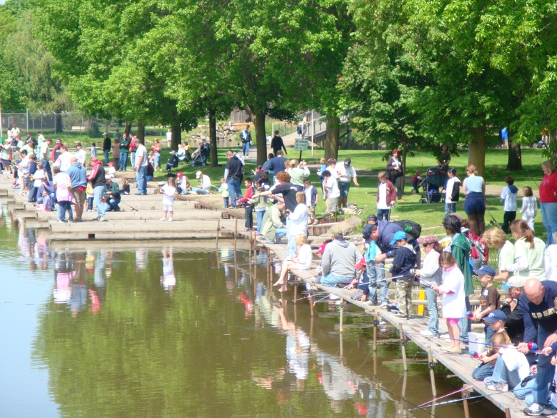 15th Annual Fish For Kids Event